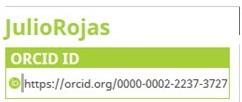 Logo Orcid JulioRojas